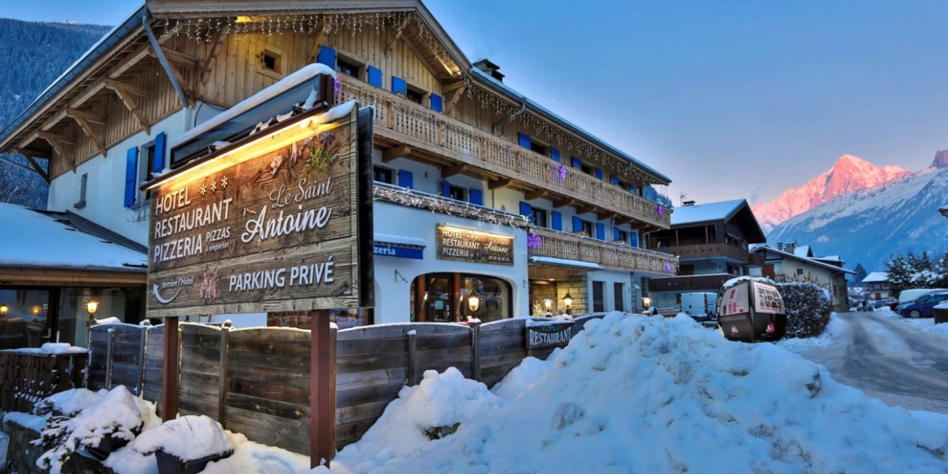 Hotel les houches